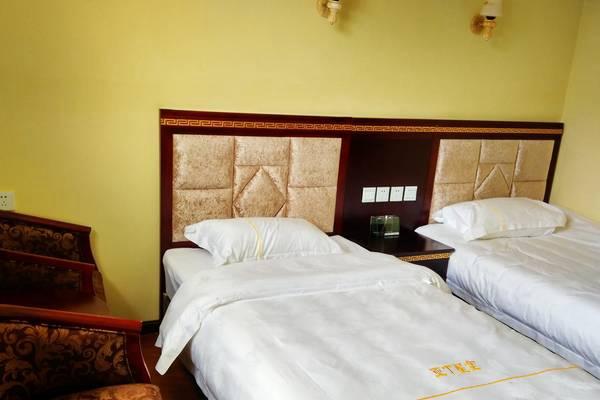 稻城星空酒店房间展示