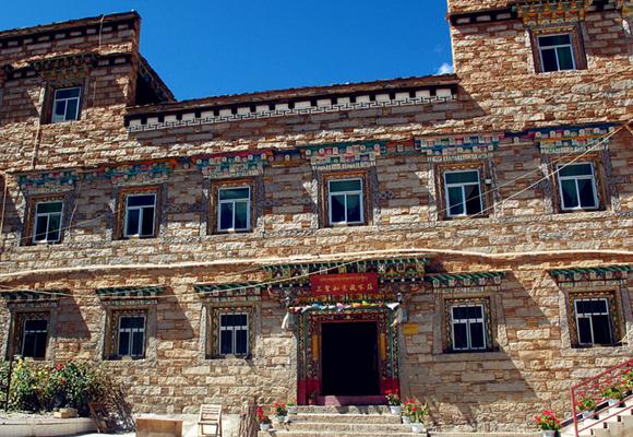 稻城三圣如意酒店